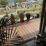 Balkon vlonder rechthoekig