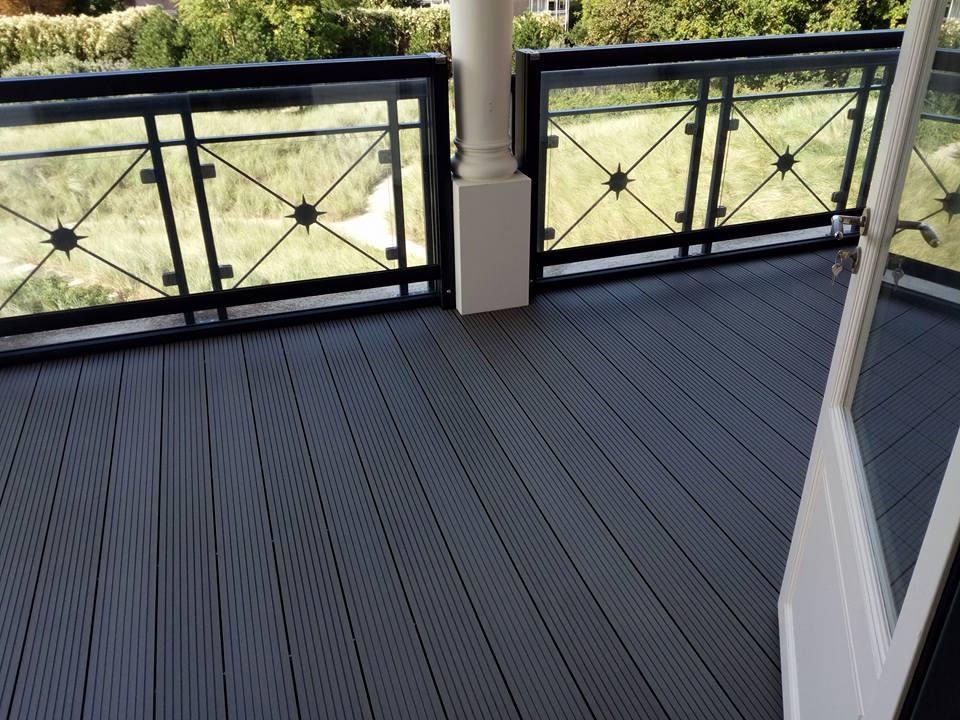 Vlonder balkon | Balkontotaal.nl