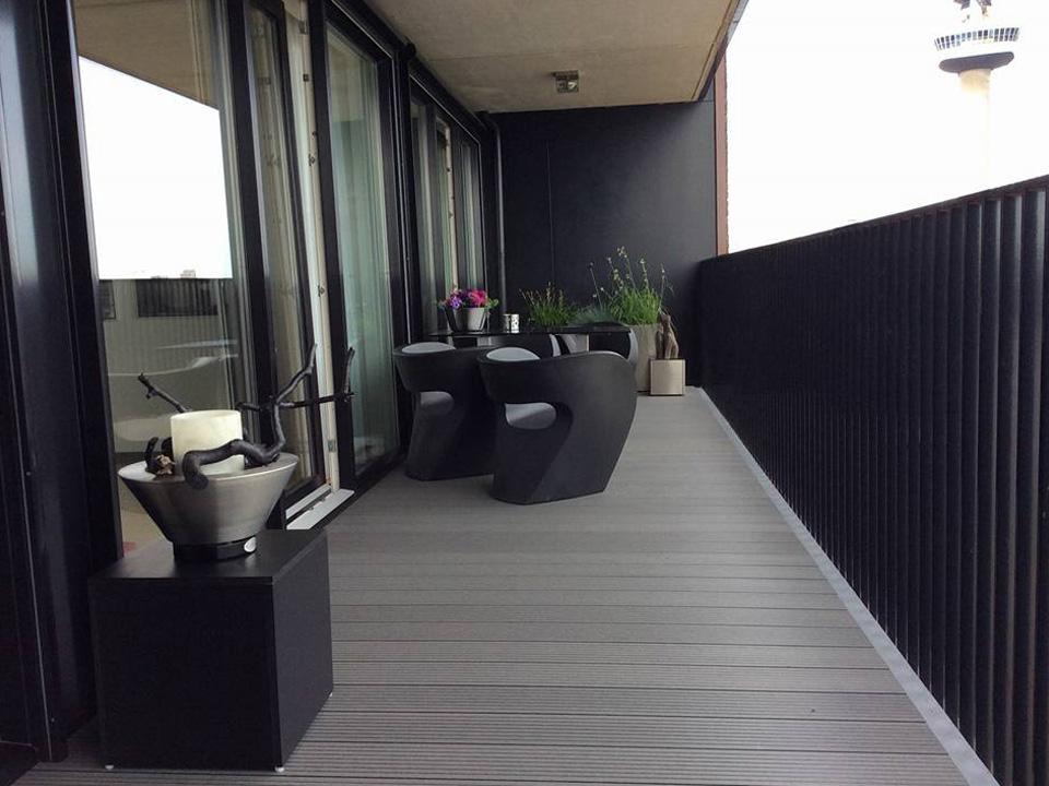 Balkon vlonder | Balkontotaal.nl
