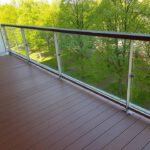 Composiet balkon vlonder | Balkontotaal.nl