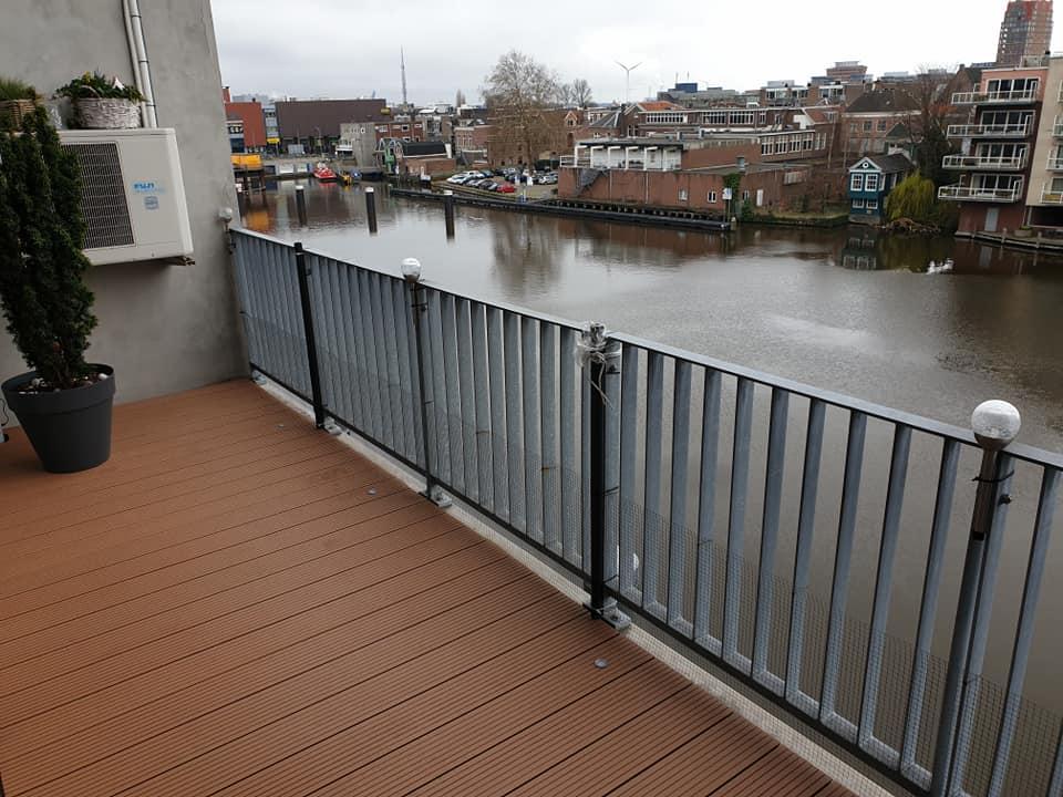 balkon zaandam