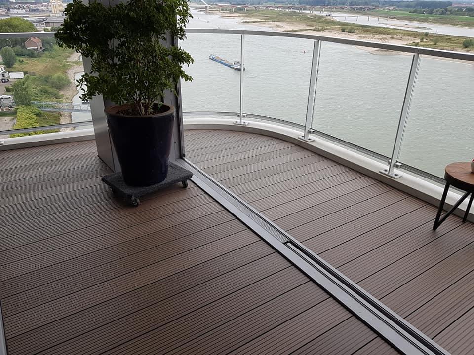Balkonbekleding