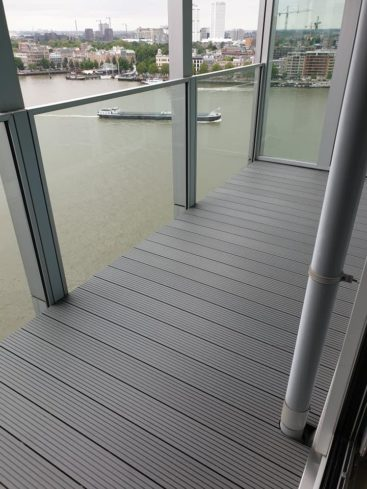 Balkonvloer Rotterdam