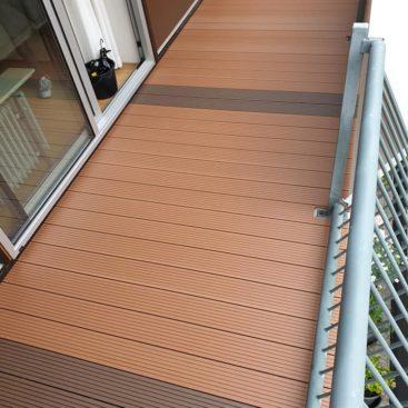 Leiden balkon