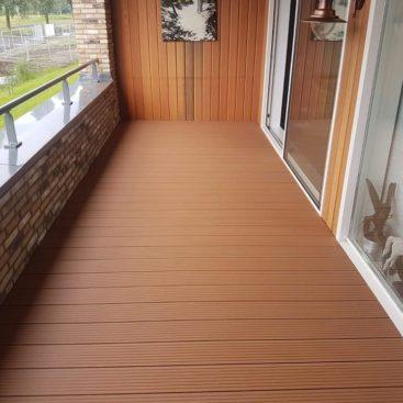 Balkonvloer hout